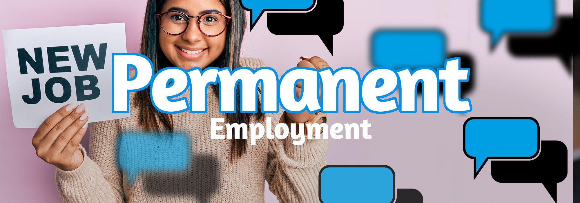 Permanent Employment